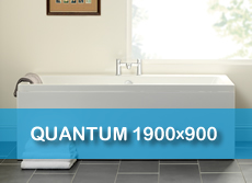 Carron Quantum 1900x900