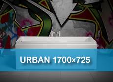Carron Urban 1700x725