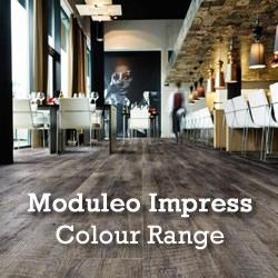 Moduleo Impress Colour Range