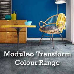 Moduleo Transform Colour Range